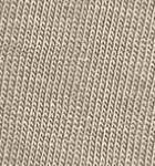 punto de camiseta color arena